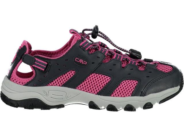 CMP Campagnolo Hydrus Chaussures de randonnée Femme, black blue-geraneo